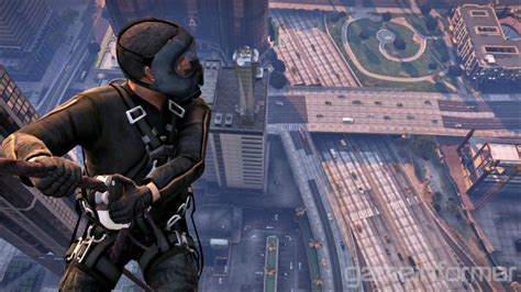 GTA V: Never Seen Before Gorgeous Screenshots from