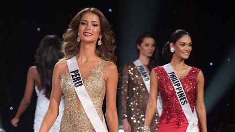 Miss Universe 2016: What is the Preliminary Competition?