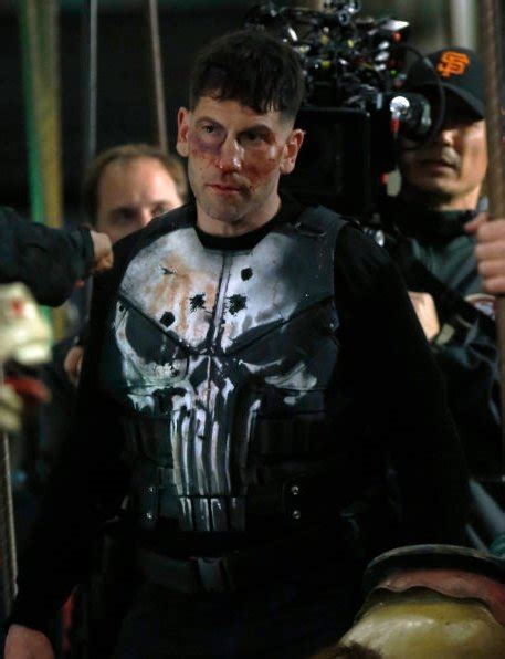 First Look at Jon Bernthal's New Costume for Punisher