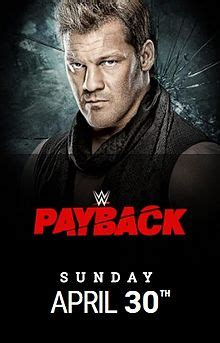 WWE Payback 2017: Payback Match Schedule, Live Telecast