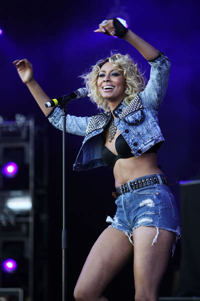 Keri Hilson Poses Nude For Allure Magazine | HipHop-N-More