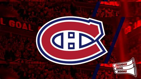 Montreal Canadiens 2018 Goal Horn (OUTDATED) - YouTube