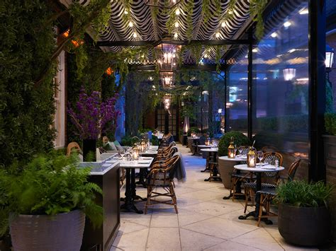 Dalloway Terrace At The Bloomsbury, London