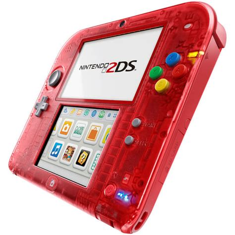 Nintendo 2DS Special Edition: Pokémon Red Version + Red