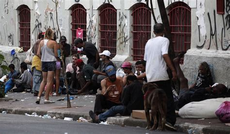 Sao Paolo, Brazil, to Force Addicts Into Treatment