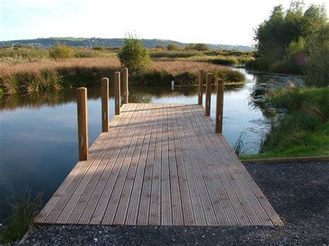 How To Build A Wood Jetty PDF Woodworking