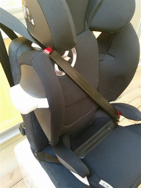 Cybex Solution M-Fix Car Seat Review | BuggyBaby
