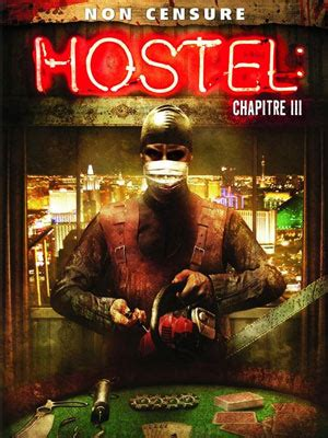 Hostel - Chapitre III streaming complet