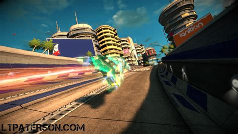 Test Wipeout : Omega collection | Ltpaterson