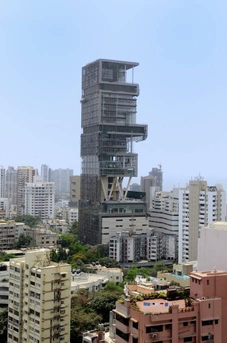 Antilia / World's Most Expensive House   ArchDaily