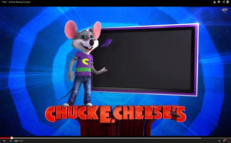 Sniffin' around for a new CMO: Chuck E