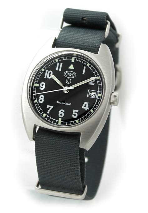CWC 1970s GS AUTOMATIC WATCH   Silvermans