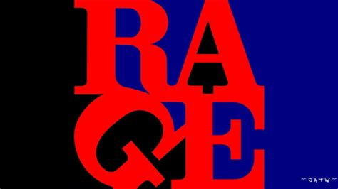 Rage Against The Machine - Discography Album - Music Feeders