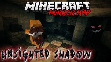 Minecraft PS3: Unsighted Shadow Horror Map Download