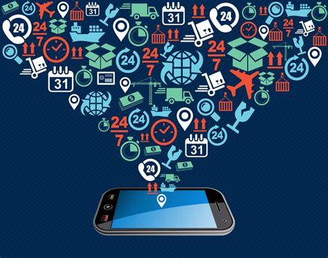 Logistics Mobile Apps & 80% Manufacturers Planning on