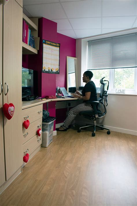 Virtual tours of Walkden Hall - Halls of residence