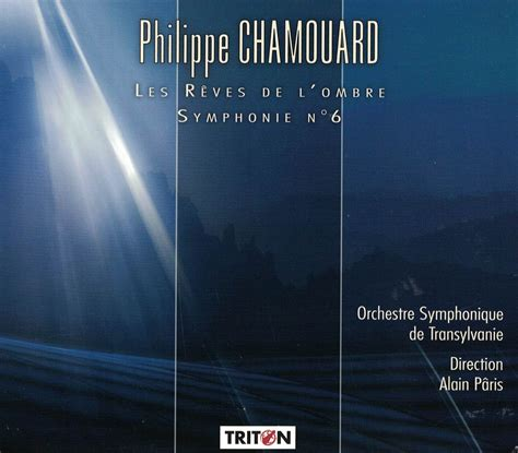 Discographie/Philippe Chamouard