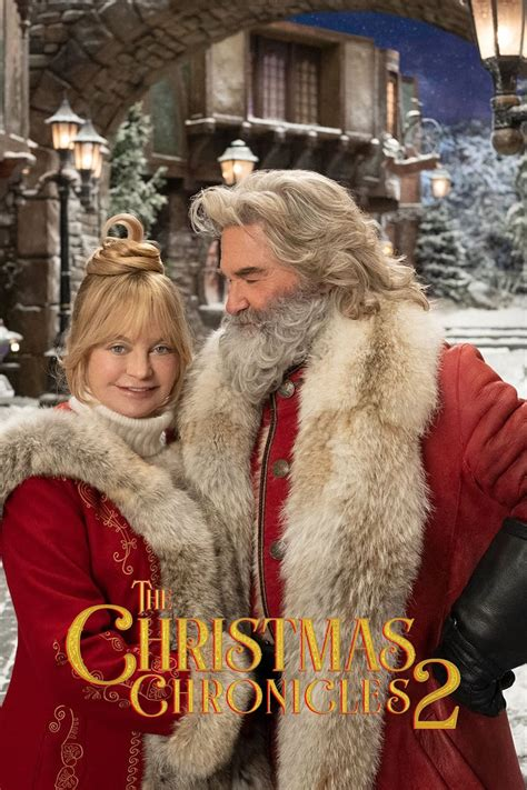 The Christmas Chronicles 2 (2020) - Posters — The Movie