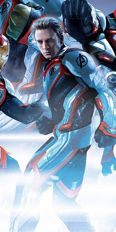 Avengers: Endgame Art Shows Off New Suits | Cosmic Book News