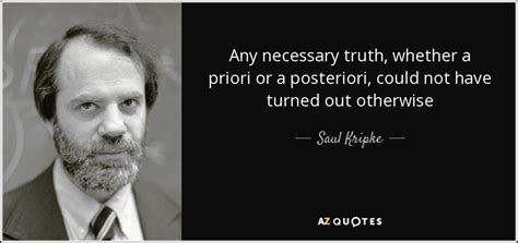 TOP 10 QUOTES BY SAUL KRIPKE | A-Z Quotes