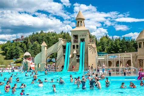 The Valcartier Vacation Village Package - Hotel Chateau