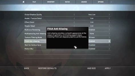 Tutorial: How to boost your FPS in Counter Strike: Global