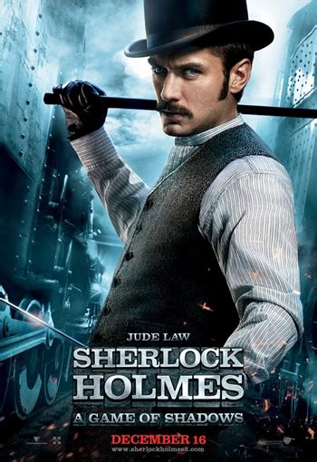 Sherlock Holmes: A Game Of Shadows [REVIEW]   Behind the