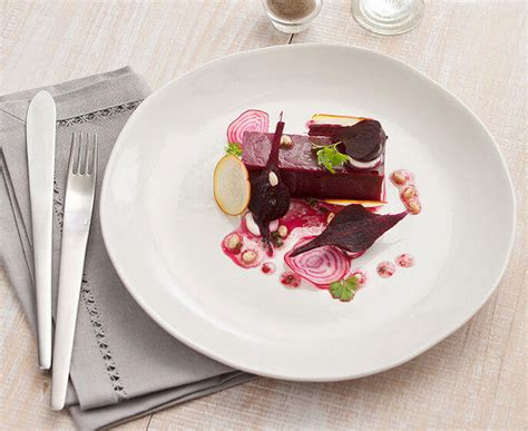 Beetroot Terrine - Miele Experience Centre