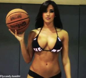 Claudia Sampedro photos and pictures sexy Julius Peppers