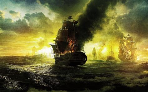 Pirates of the Caribbean Wallpaper (73+ images)