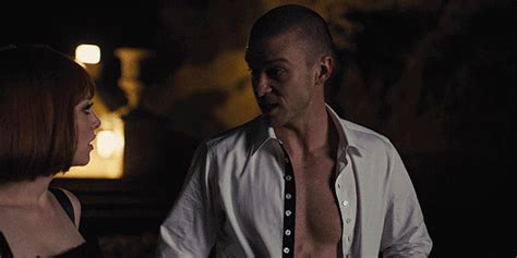 Oh, and some more shirtlessness