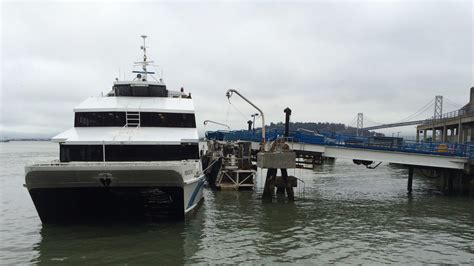 Golden Gate Ferry kicks off new service from Marin from