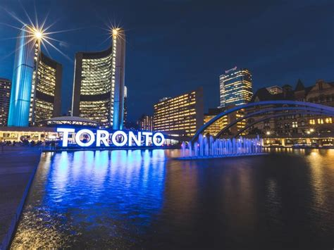 Why Toronto could be the smart city HQ for Alphabet's