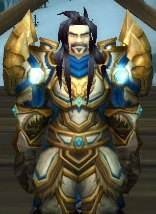 Turalyon's Breastplate of Conquest - Item - World of Warcraft