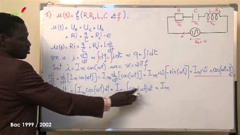 Exercices - Terminale - Physique Chimie : Circuit RLC Bac