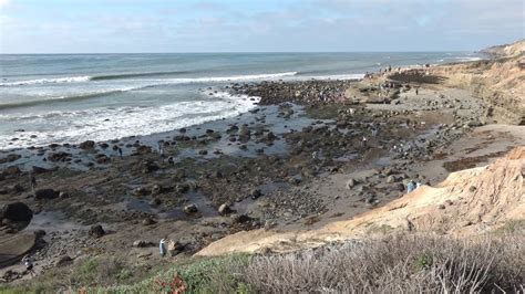 Cabrillo National Monument Tide Pools - YouTube