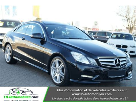 MERCEDES-BENZ Classe E Coupe 220 CDI AMG Diesel occasion