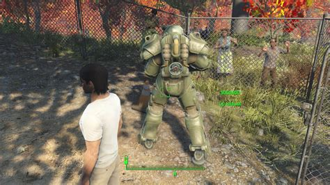 Fallout 4 PS4 Version Direct Feed Screenshots Leaked