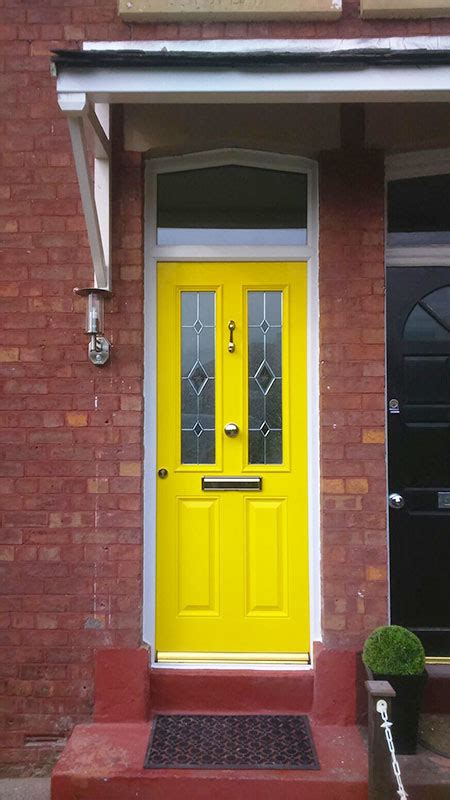 Composite Doors in Cheshire & North West | Reddish Joinery