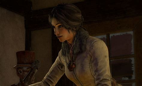 Consider these Syberia 3 screenshots a friendly reminder