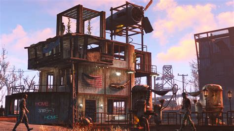 Fallout 4 Wasteland Workshop DLC expansion out 12 April on