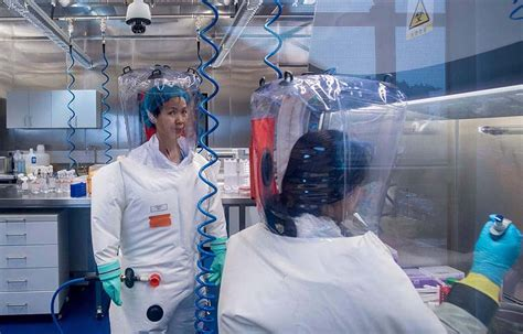 Wuhan's Much-Maligned Virology Institute Seeks Patent on