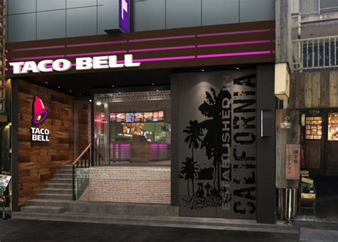 Taco Bell returns to Japan: First look at new restaurant