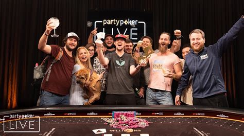 Marty Mathis Wins partypoker Millions South America Main