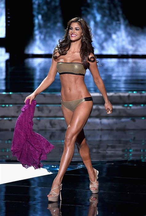 Top 10 Swimsuit Bodies at Miss Universe 2015 | Miss