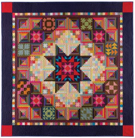 Amish With A Twist II BOM Quilt - Includes Backing!