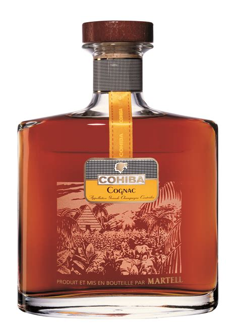 Martell Extra Cohiba Decanter Cognac: Buy Online and Find