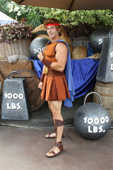 Unofficial Disney Character Hunting Guide: Opa! A