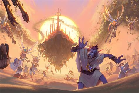 Hearthstone's next expansion will remix a wild World of