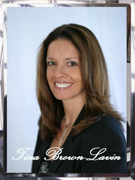 Tina Brown-Lavin Home Page